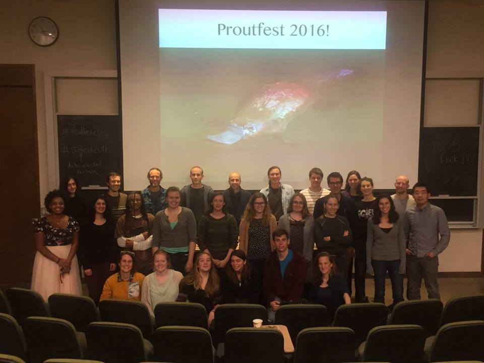 Participants of Proutfest 2016